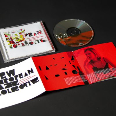 CD - New European Jazz Collective
